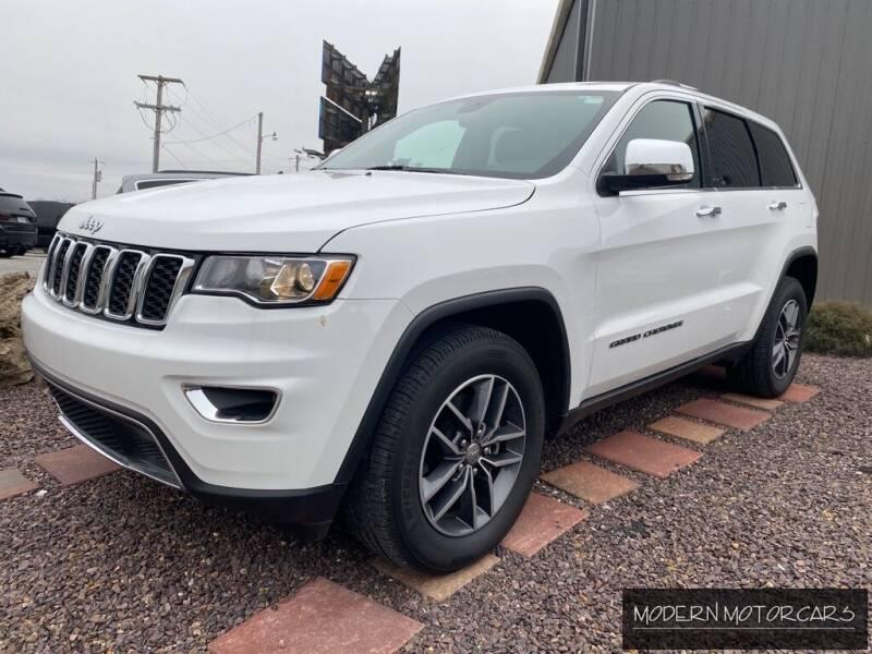 2018 Jeep Grand Cherokee for sale at Modern Motorcars in Nixa MO