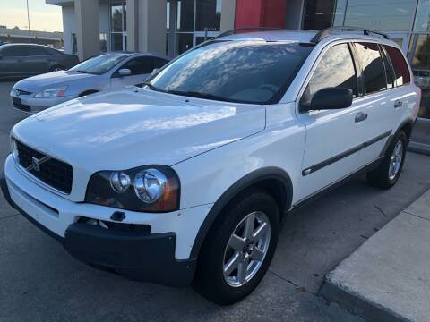 2005 Volvo XC90 for sale at Thumbs Up Motors in Warner Robins GA