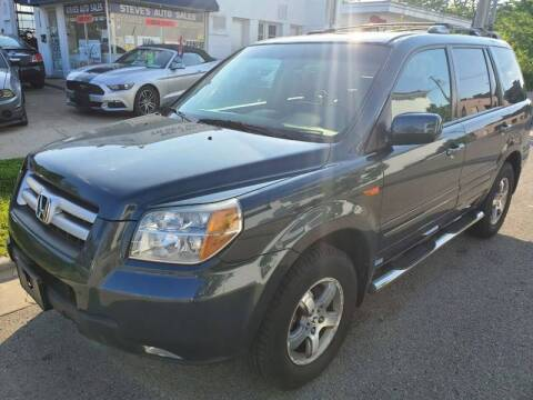 2006 Honda Pilot for sale at Steve's Auto Sales in Madison WI