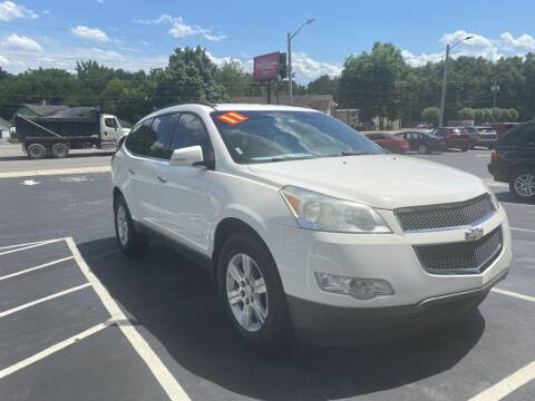 2011 Chevrolet Traverse for sale at Glory Motors in Rock Hill SC