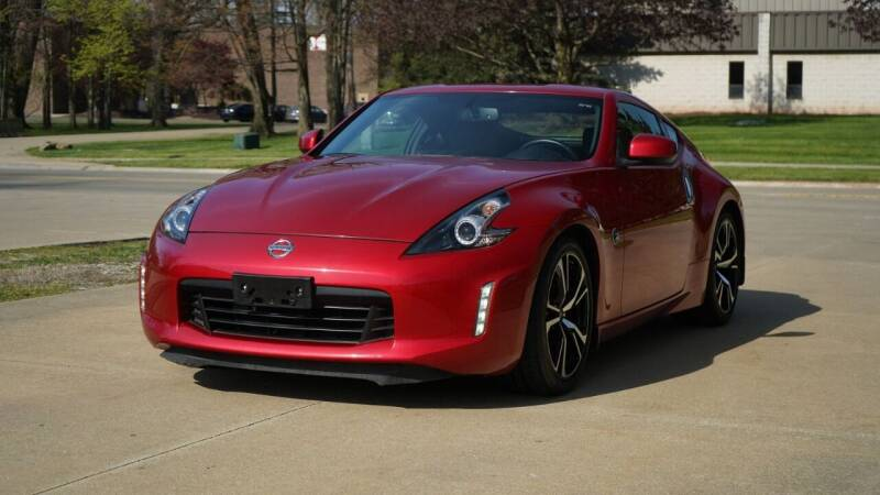 2019 Nissan 370Z for sale at Grand Financial Inc in Solon OH