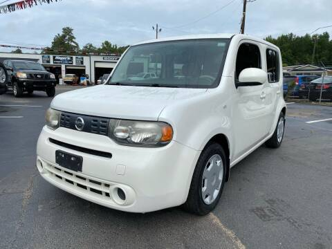 2012 Nissan cube for sale at US 1 Auto Sales in Graniteville SC