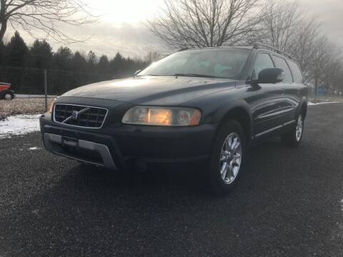 2007 Volvo XC70 for sale at GOOD USED CARS INC in Ravenna OH