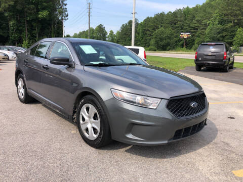 2015 Ford Taurus for sale at Galaxy Auto Sale in Fuquay Varina NC