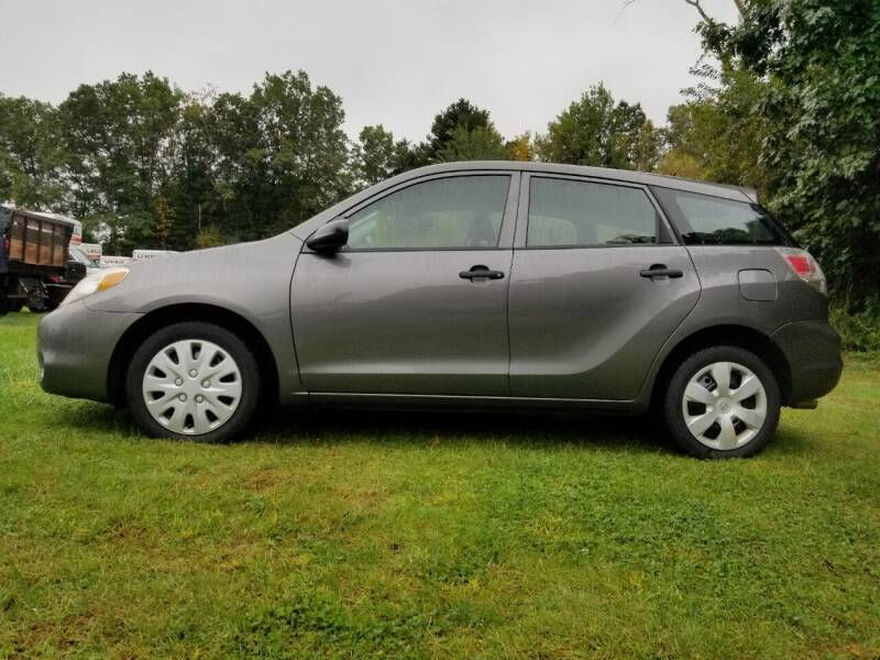 2008 Toyota Matrix for sale at Cappy's Automotive in Whitinsville MA