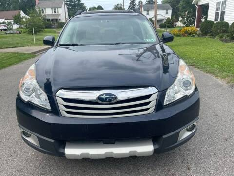 2012 Subaru Outback for sale at Via Roma Auto Sales in Columbus OH