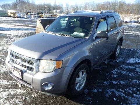 2008 Ford Escape for sale at GLOBAL MOTOR GROUP in Newark NJ