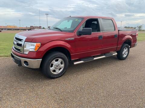 2013 Ford F-150 for sale at The Auto Toy Store in Robinsonville MS