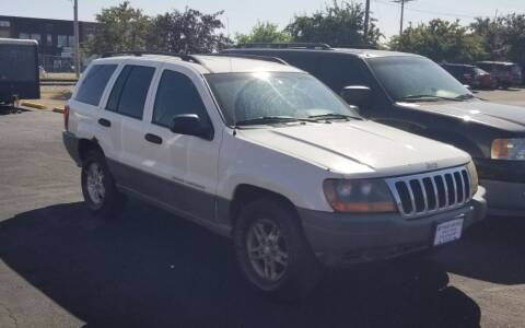 2002 Jeep Grand Cherokee for sale at Tower Motors in Brainerd MN