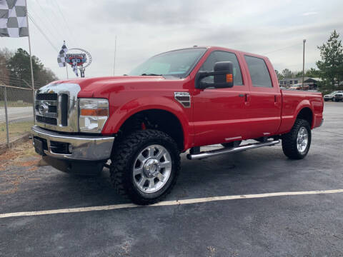 2010 Ford F-250 Super Duty for sale at Specialty Ridez in Pendleton SC