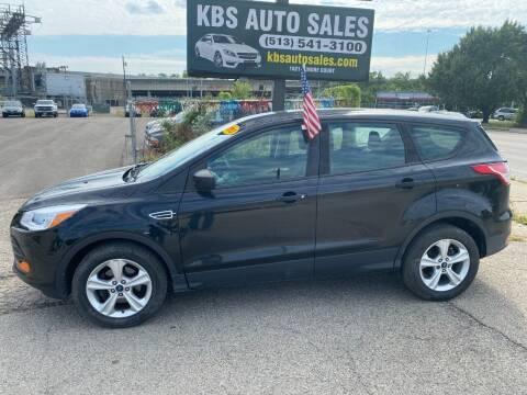 2014 Ford Escape for sale at KBS Auto Sales in Cincinnati OH