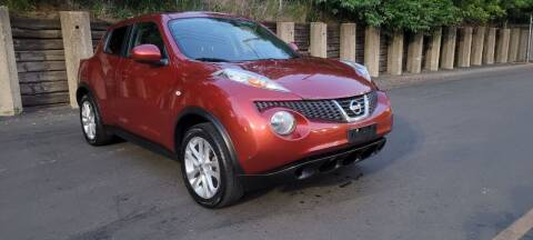 2011 Nissan JUKE for sale at U.S. Auto Group in Chicago IL