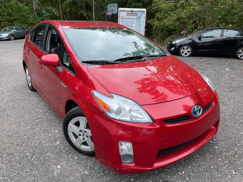 2010 Toyota Prius for sale at High Rated Auto Company in Abingdon MD