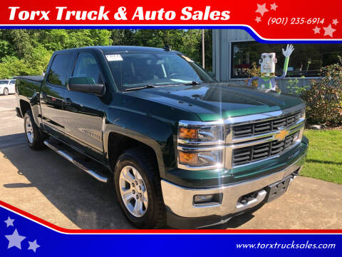 2015 Chevrolet Silverado 1500 for sale at Torx Truck & Auto Sales in Eads TN