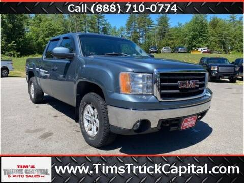 2007 GMC Sierra 1500 for sale at TTC AUTO OUTLET/TIM'S TRUCK CAPITAL & AUTO SALES INC ANNEX in Epsom NH