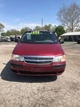 2004 Chevrolet Venture for sale at Rocket Cars Auto Sales LLC in Des Moines IA