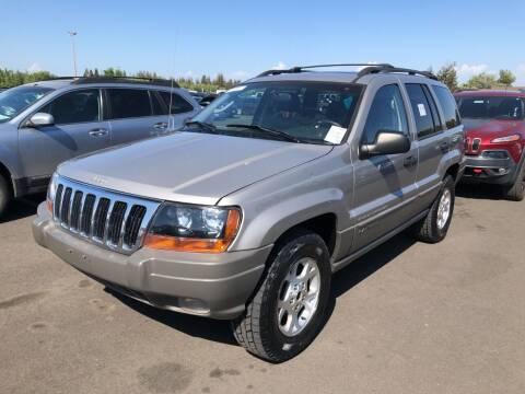 2002 Jeep Grand Cherokee for sale at Auto Bike Sales in Reno NV