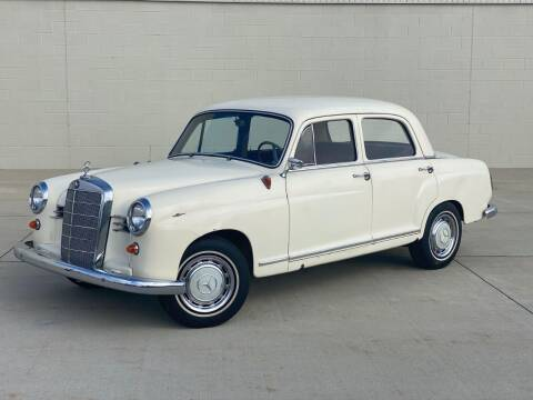1959 Mercedes-Benz 190-Class for sale at Select Motor Group in Macomb MI