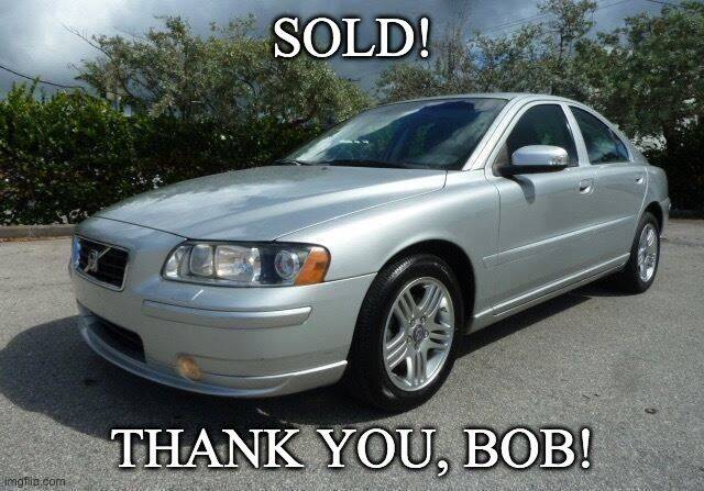 2008 Volvo S60 for sale at VehicleVille in Fort Lauderdale FL