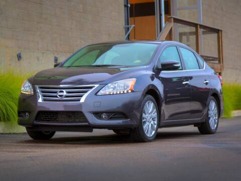 2015 Nissan Sentra for sale at Bill Gatton Used Cars - BILL GATTON ACURA MAZDA in Johnson City TN