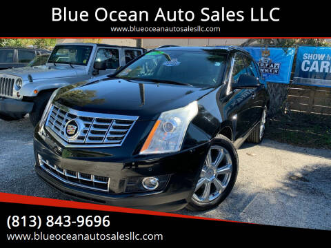 2015 Cadillac SRX for sale at Blue Ocean Auto Sales LLC in Tampa FL
