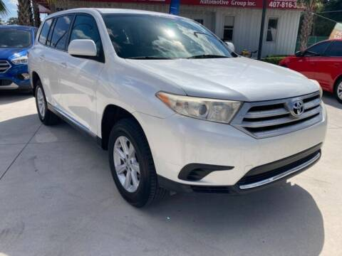 2013 Toyota Highlander for sale at Empire Automotive Group Inc. in Orlando FL