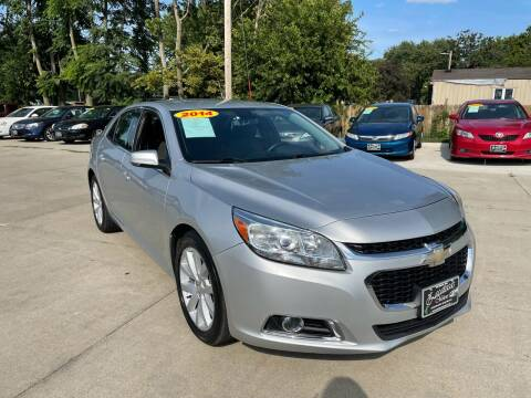 2014 Chevrolet Malibu for sale at Zacatecas Motors Corp in Des Moines IA