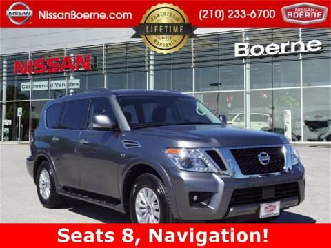 2020 Nissan Armada for sale at Nissan of Boerne in Boerne TX