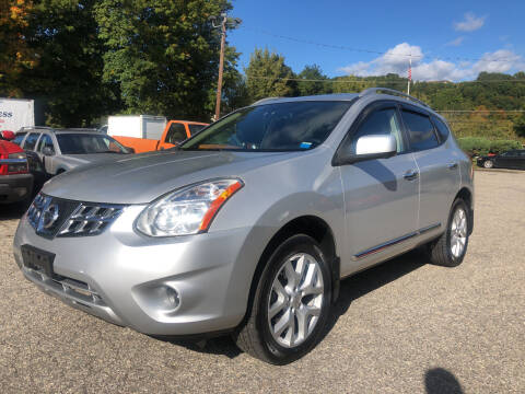 2012 Nissan Rogue for sale at Used Cars 4 You in Carmel NY