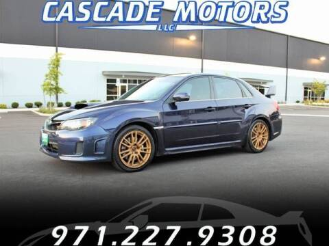 2011 Subaru Impreza for sale at Cascade Motors in Portland OR