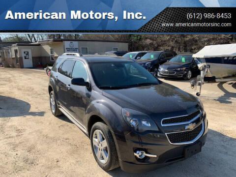 2016 Chevrolet Equinox for sale at American Motors, Inc. in Farmington MN