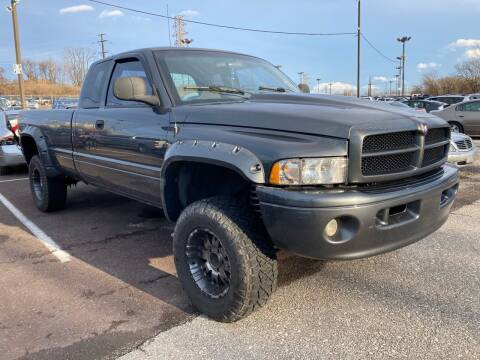 2001 Dodge Ram Pickup 1500 for sale at Michaels Used Cars Inc. in East Lansdowne PA