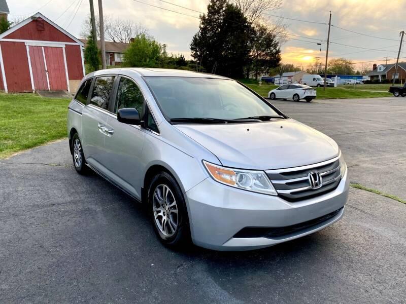 2011 Honda Odyssey for sale at ANZ AUTO CONCEPTS LLC in Fredericksburg VA