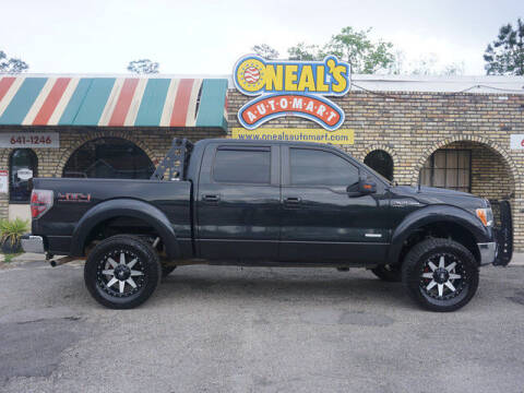 2012 Ford F-150 for sale at Oneal's Automart LLC in Slidell LA