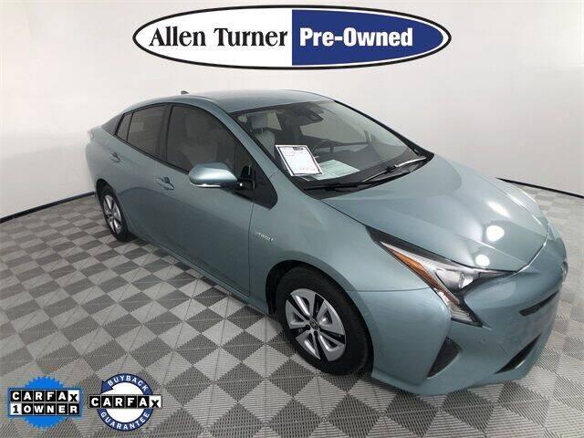 2017 Toyota Prius for sale at Allen Turner Hyundai in Pensacola FL