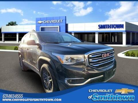 2018 GMC Acadia for sale at CHEVROLET OF SMITHTOWN in Saint James NY