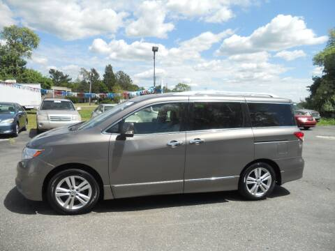 2015 Nissan Quest for sale at All Cars and Trucks in Buena NJ