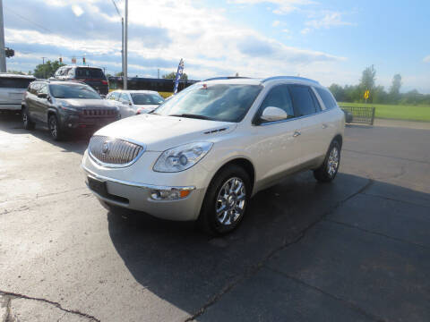 2011 Buick Enclave for sale at A to Z Auto Financing in Waterford MI