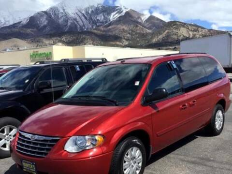 2007 Chrysler Town and Country for sale at Painter's Mitsubishi in Saint George UT