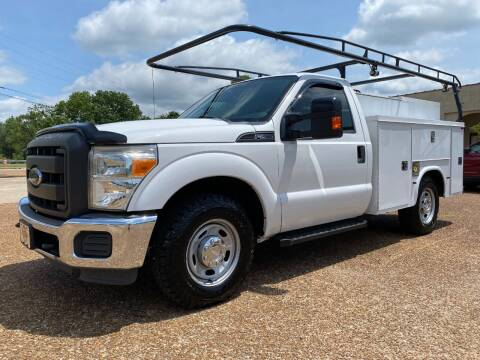 2013 Ford F-250 Super Duty for sale at DABBS MIDSOUTH INTERNET in Clarksville TN