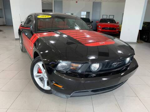 2012 Ford Mustang for sale at Auto Mall of Springfield in Springfield IL