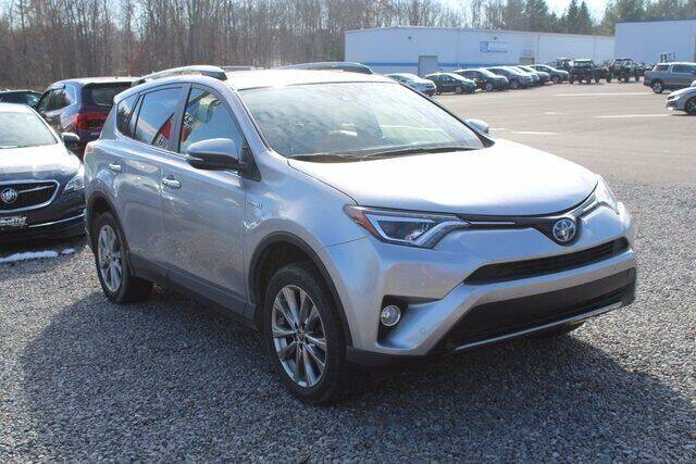 2017 Toyota RAV4 Hybrid for sale at Street Track n Trail - Vehicles in Conneaut Lake PA