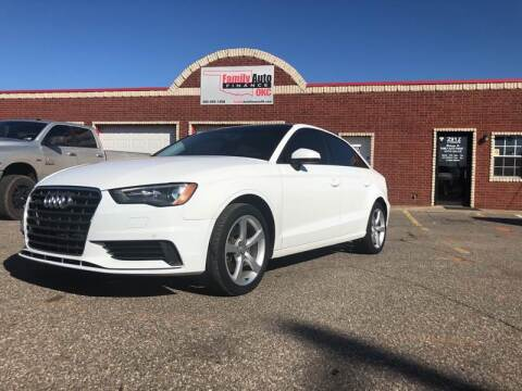 2016 Audi A3 for sale at Family Auto Finance OKC LLC in Oklahoma City OK