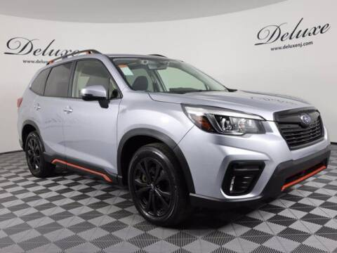 2019 Subaru Forester for sale at DeluxeNJ.com in Linden NJ