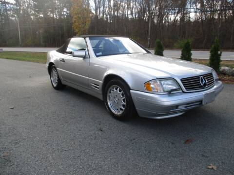 1998 Mercedes-Benz SL-Class for sale at Route 16 Auto Brokers in Woburn MA