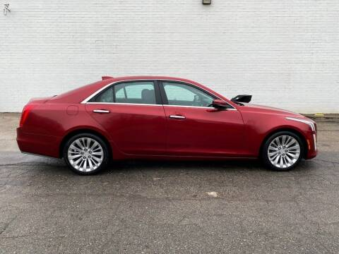 2017 Cadillac CTS for sale at Smart Chevrolet in Madison NC