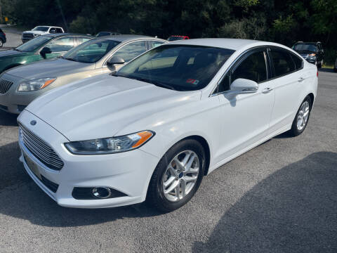 2015 Ford Fusion for sale at Turner's Inc - Main Avenue Lot in Weston WV
