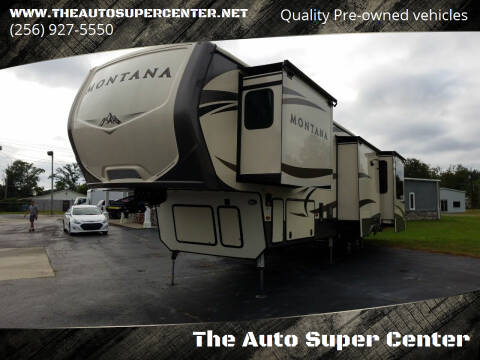 2017 Keystone Montana for sale at The Auto Super Center in Centre AL