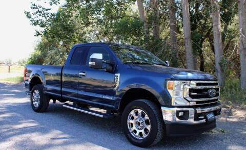 2020 Ford F-250 Super Duty for sale at Northwest Premier Auto Sales in West Richland WA
