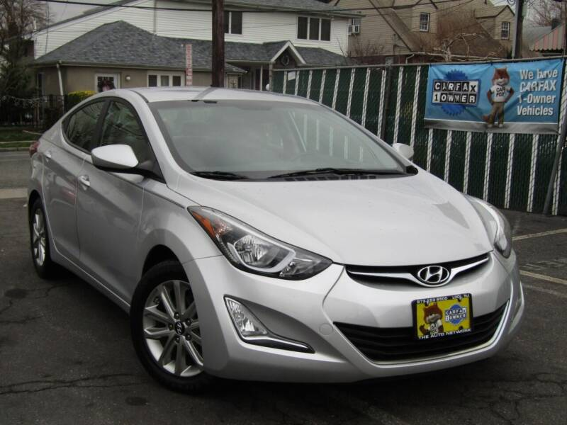 2014 Hyundai Elantra for sale at The Auto Network in Lodi NJ